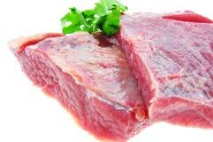 Carne fresca Fotografia de Stock Royalty Free