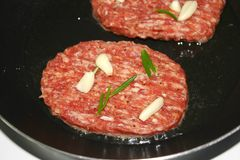 Carne fresca Immagini Stock Libere da Diritti