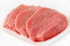 Carne fresca de la carne de vaca Imágenes de archivo libres de regalías