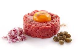 Carne fresca tartare fotos de stock royalty free