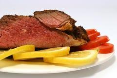 Carne fritada Imagens de Stock Royalty Free