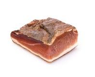 Carne fumada imagen de archivo libre de regalías