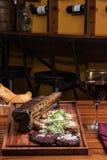 Carne grelhada Imagem de Stock Royalty Free