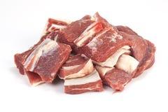 Carne grezza Fotografia Stock