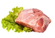 Carne grezza fresca Fotografie Stock