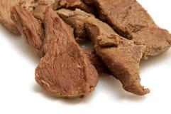 Carne hervida Imagen de archivo