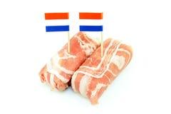 Carne holandesa Fotos de archivo libres de regalías
