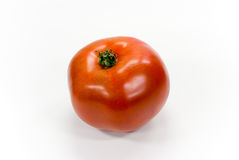 Carne madura tomato.close acima Foto de Stock Royalty Free