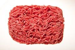 Carne picadita Fotos de archivo