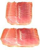 Carne rebanada Foto de archivo