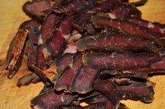 Carne seca Fotografia de Stock Royalty Free