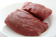 Carne sin procesar Imagen de archivo