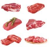 Carne sin procesar fotos de archivo libres de regalías