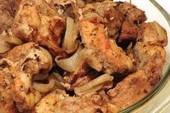 Carne Stewed Fotos de Stock Royalty Free