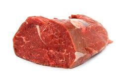 Carne sugosa grezza Immagini Stock Libere da Diritti