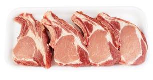 Carne suina Fotografie Stock Libere da Diritti