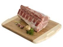 Carne suina Immagine Stock Libera da Diritti