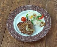 Carne tampiquena Ла стоковая фотография rf
