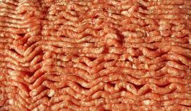 Carne trittata Fotografie Stock