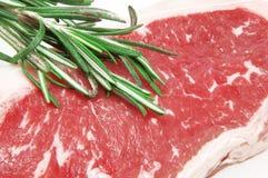 Carne veteada Fotografía de archivo