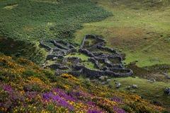 Carneddau Snowdonia Royalty-vrije Stock Afbeeldingen