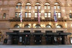 Carnegie Hall imagens de stock royalty free