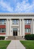 Carnegie Hall sulla città universitaria dell'istituto universitario di Grinell Fotografie Stock