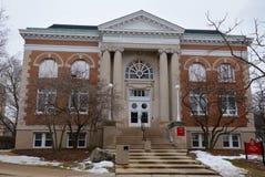 Carnegiebibliotheek Stock Afbeeldingen
