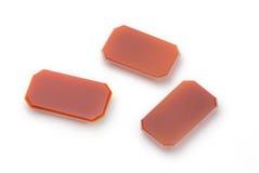 Carnelian, gioielli della cornalina fotografia stock