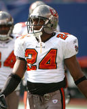 Carnell Williams, Tampa Bay Buccaneers. Tampa Bay Buccaneers RB Carnell Williams #24 royalty free stock image