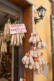Carnes italianas Fotos de archivo libres de regalías
