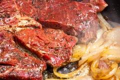 Carnes vermelhas Foto de Stock