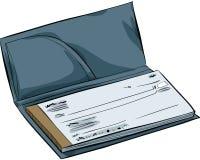Carnet di assegni del fumetto