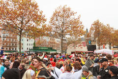 Carneval cologne Stock Photography