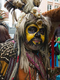 Carneval eau-de-cologne Arkivbilder