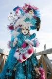 Carneval mask. In Venice Italy stock image