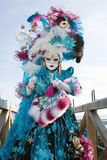 Carneval mask Stock Image