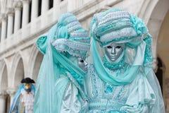 Carneval mask in Venice - Venetian Costume Stock Photos