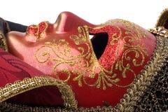 carneval maskering Arkivfoto