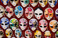 carneval maskering Royaltyfri Bild