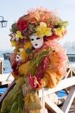carneval maskering Royaltyfri Foto