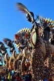 carnevale狂欢节viareggio 库存照片