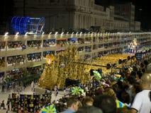 Carnevale 2008 di Rio Fotografia Stock