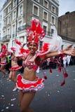 Carnevale 2011 del Notting Hill Fotografia Stock Libera da Diritti