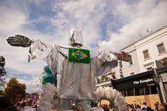 Carnevale 2011 del Notting Hill Immagine Stock