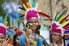 Carnevale annuale francese della Guiana Immagine Stock