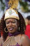 Carnevale annuale francese il 7 febbraio 2010 della Guiana Fotografia Stock