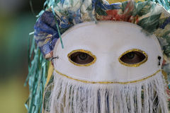 Carnevale annuale francese il 7 febbraio 2010 della Guiana Fotografie Stock Libere da Diritti