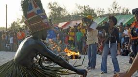 Carnevale caraibico fotografia stock