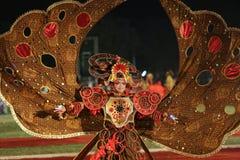 Carnevale del batik Immagini Stock